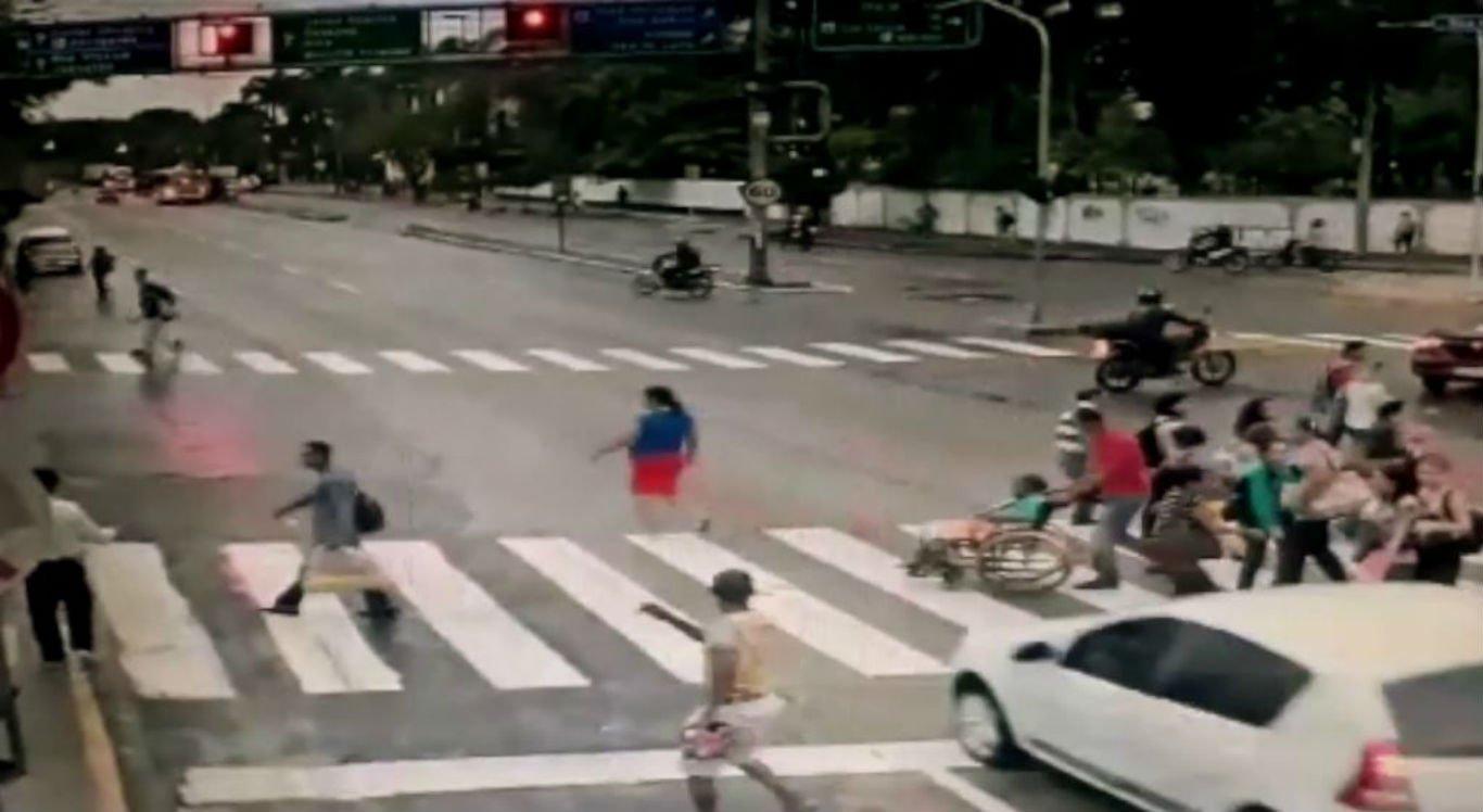 Homem foge sem prestar socorro após atropelar e matar cadeirante