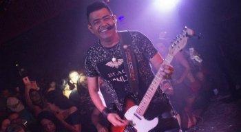 O cantor Batista Lima
