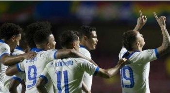 Uma vitória coloca a Seleção Brasileira praticamente na próxima fase da Copa América.