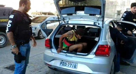 Grupos de traficantes em Pernambuco são alvos de operações