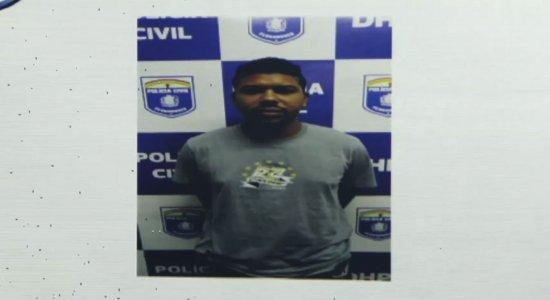 Um dos homens mais procurados pela Polícia em Pernambuco é preso