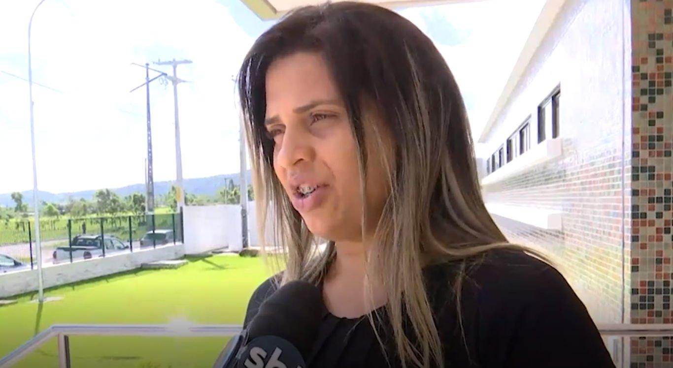 Jéssica Maria da Silva foi brutalmente espancada pelo ex-marido