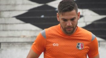 Willian Alves chegou ao Santa Cruz em março e, até o momento, disputou 14 partidas.