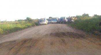 Criança de 10 anos morreu na estrada