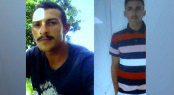 Os três foram vistos por último no domingo (16), em Caruaru