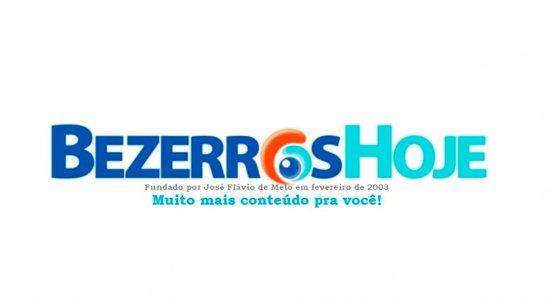Logomarca do blog Bezerros Hoje, parceiro do NE10 Interior