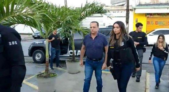 Meira é apontado pela Polícia como líder de organização criminosa