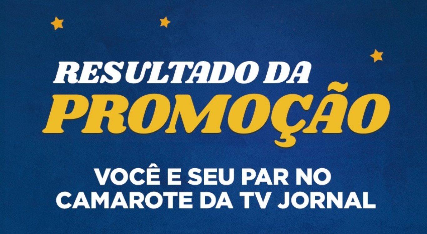 Confira o resultado da promoção do camarote da Tv Jornal Interior