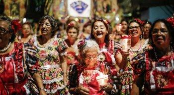 A 13ª Procissão dos Santos Juninos acontece na Zona Norte do Recife