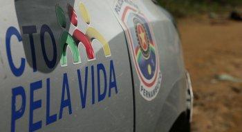 Homicídio foi registrado em Camaragibe