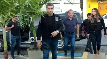 Meira foi preso pela polícia