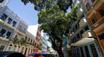 passeio histórico pelo Recife