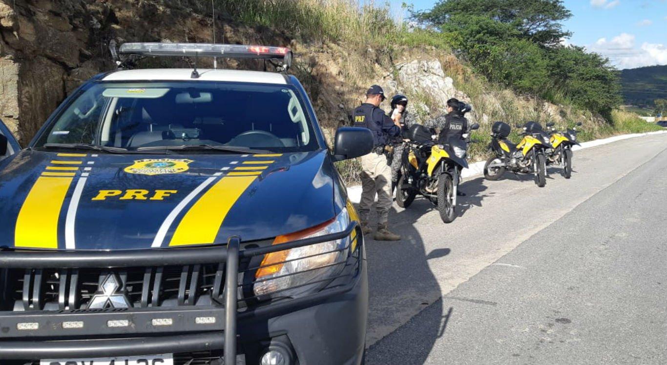 Operação São João foi realizada entre os dias 19 e 24 de junho pela PRF