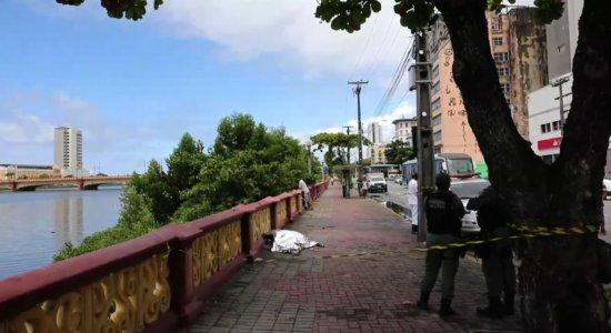Mulher é encontrada morta às margens do Rio Capibaribe no Recife