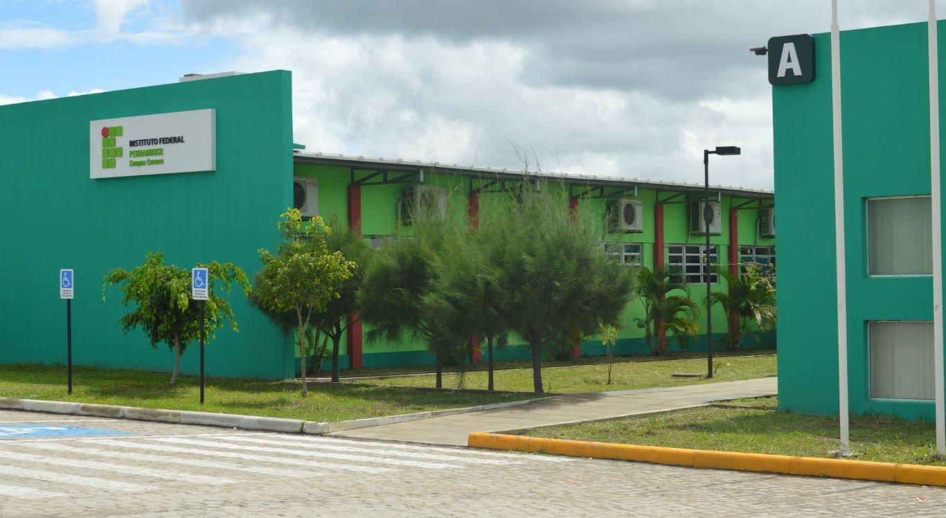 Três vagas são destinadas ao campus Caruaru