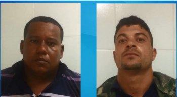 Dois suspeitos do sequestro relâmpago a comerciante na Iputinga