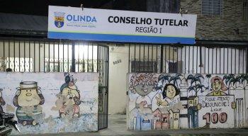 Crianças foram acolhidas pelo Conselho Tutelar