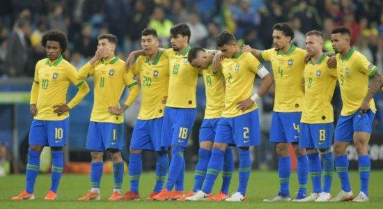 Confira a lista de convocados da Seleção Brasileira