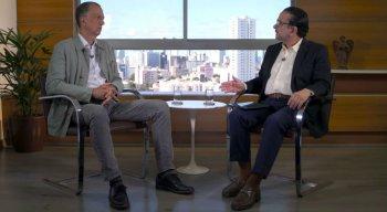 Secretário de Segurança Urbana do Recife é o entrevista do 20 Minutos