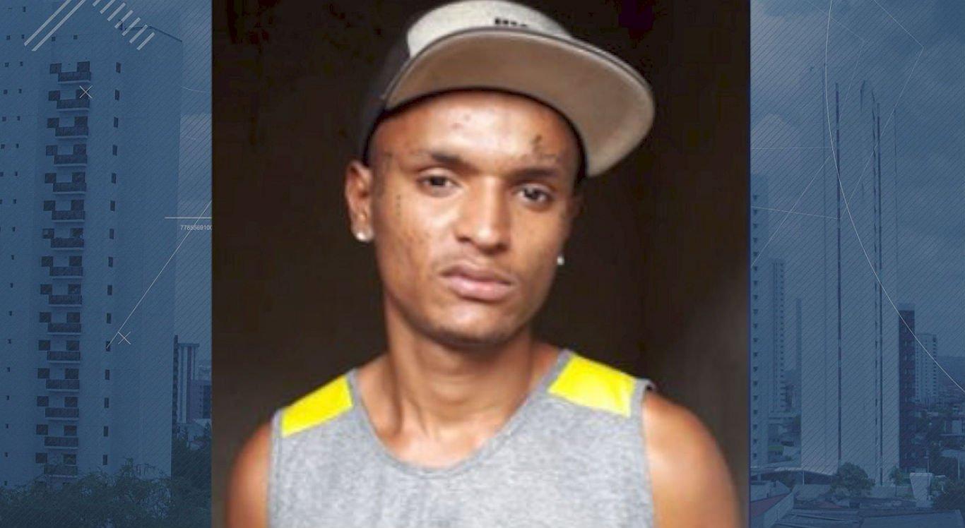 Membro do PCC, facção criminosa que atua em São Paulo, foi preso em Quipapá