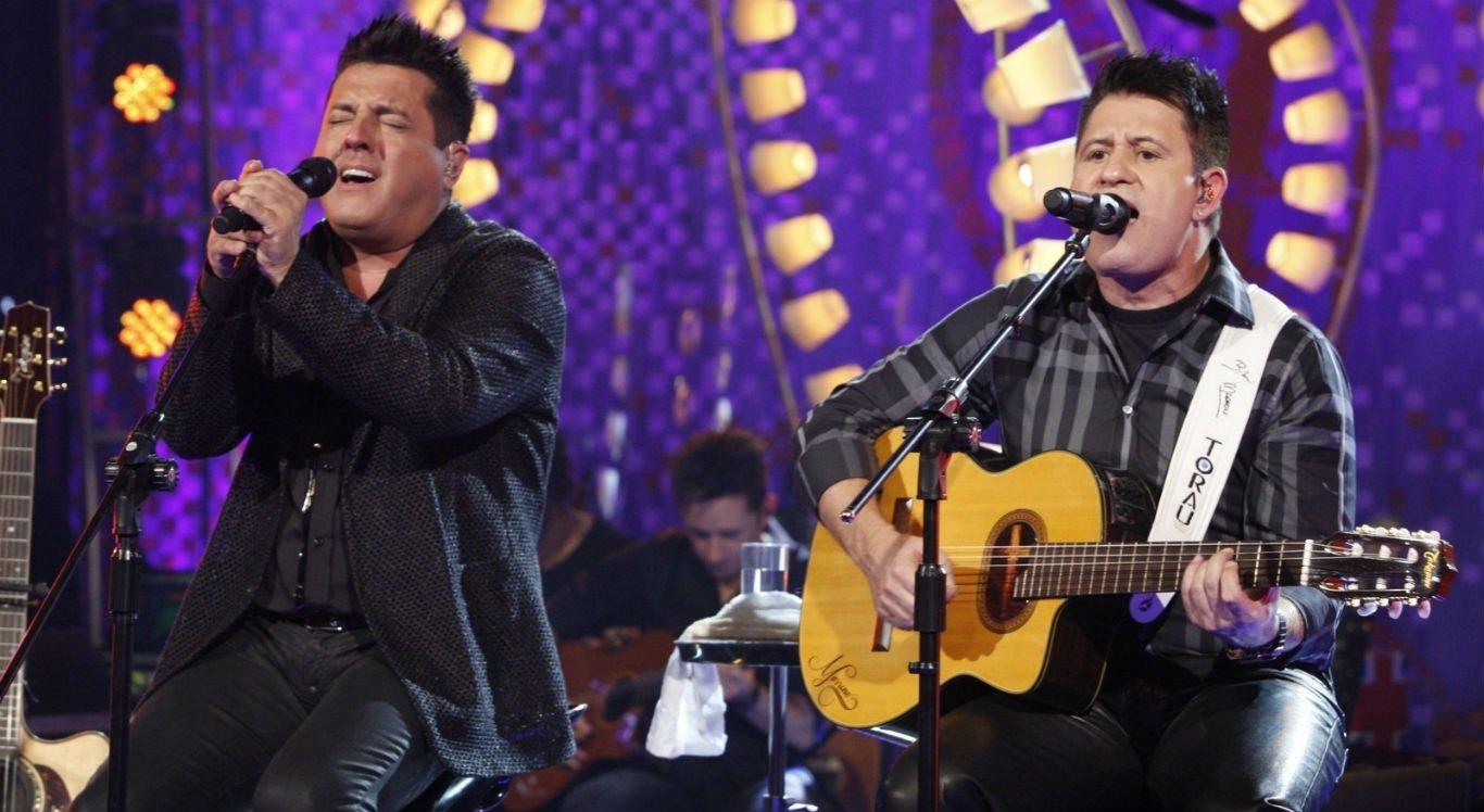 Bruno e Marrone são atração da última noite de festejos juninos
