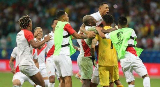 Ouça os pênaltis que garantiram a Seleção Peruana na semifinal da Copa América