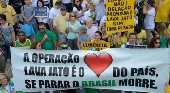 Apoiadores de Sérgio Moro realizam atos neste domingo