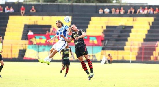 Em amistoso, Sport vence o CSA por 3x1 pela Taça dos Campeões