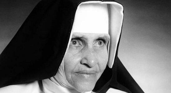 Irmã Dulce: a terceira canonização mais rápida da história