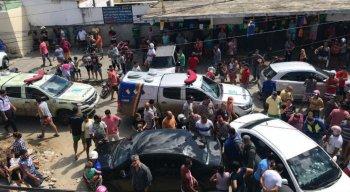 Operação foi realizada por policiais militares de Pernambuco e da Paraíba