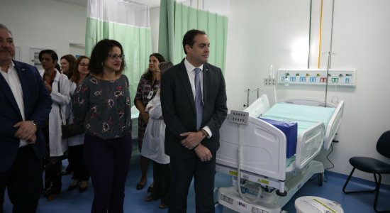 Hospital Getúlio Vargas ganha novos leitos de emergência