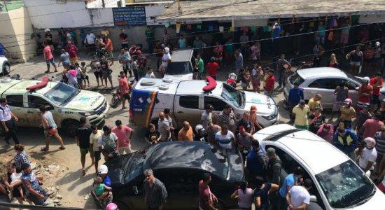 Oito pessoas morrem em ação na Paraíba por causa de assassinato de PM