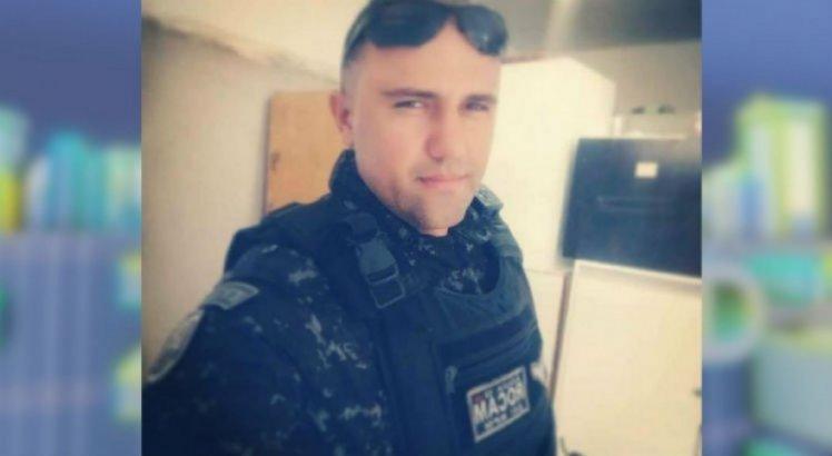 Soldado André Silva, 32 anos, foi morto durante troca de tiros com criminosos em Santa Cruz do Capibaribe