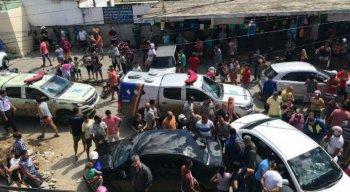 Oito suspeitos de assalto e morte de policial acabaram mortos em novo confronto com a polícia