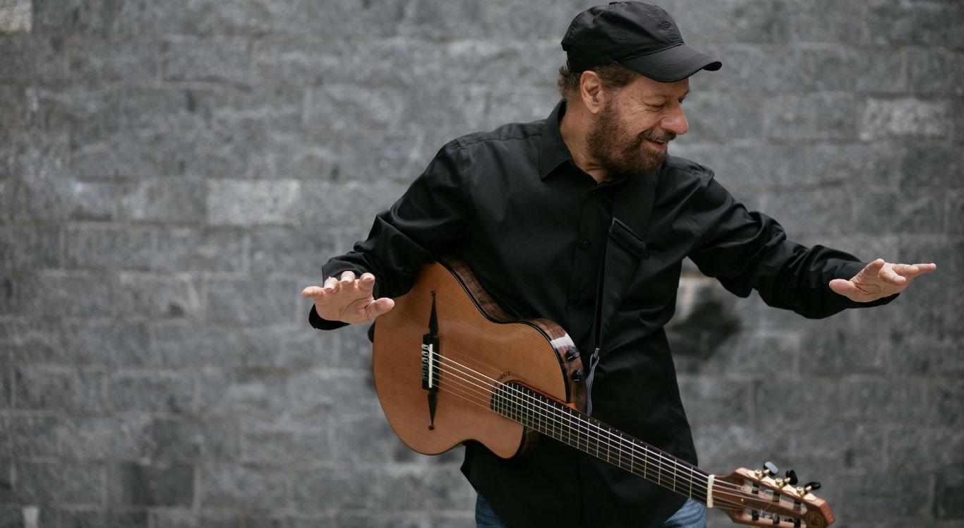 Cantor João Bosco é uma das atrações do Festival de Inverno de Garanhuns