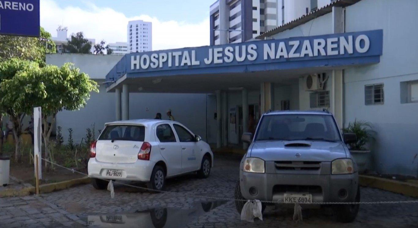 O hospital Jesus Nazareno atende cerca de 90 municípios de Pernambuco, com abrangência de cerca de 2 milhões de habitantes