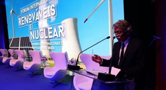 Seminário sobre energias renováveis e nuclear é sediado no SJCC