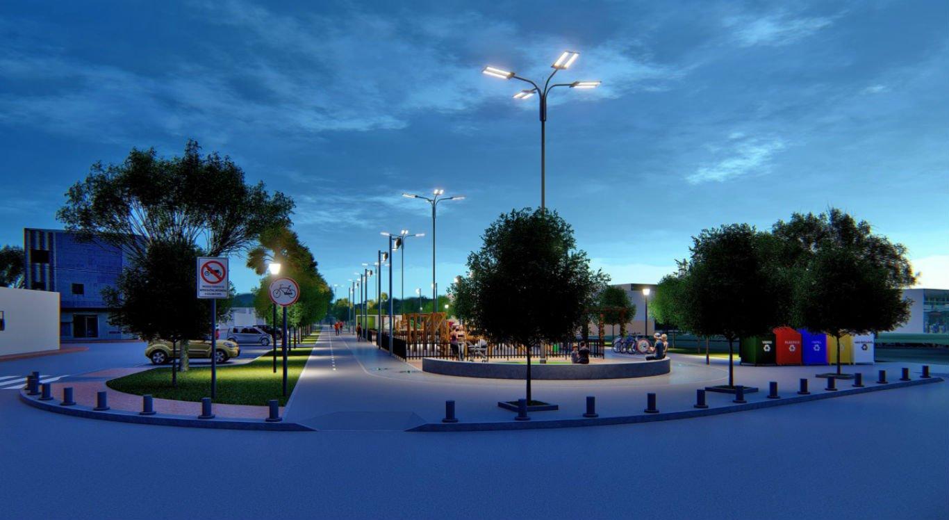 Via Parque tem a proposta de ser uma nova opção de mobilidade em Caruaru