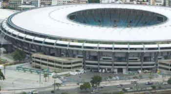 Estádio do Maracanã, na zona norte do Rio de Janeiro