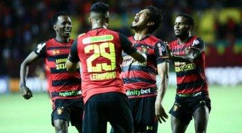 Sport ocupa a quinta colocação da Série B, com 15 pontos, em oito jogos.
