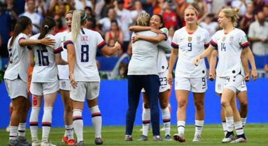 Estados Unidos vencem Holanda e conquistam tetracampeonato mundial