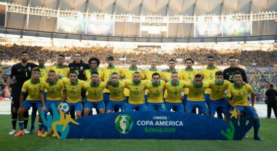 Brasil vence o Peru na final e é campeão da Copa América 2019