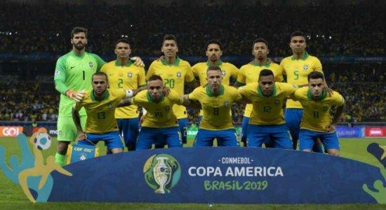 Brasil x Peru: geração atual busca 1º título para se firmar