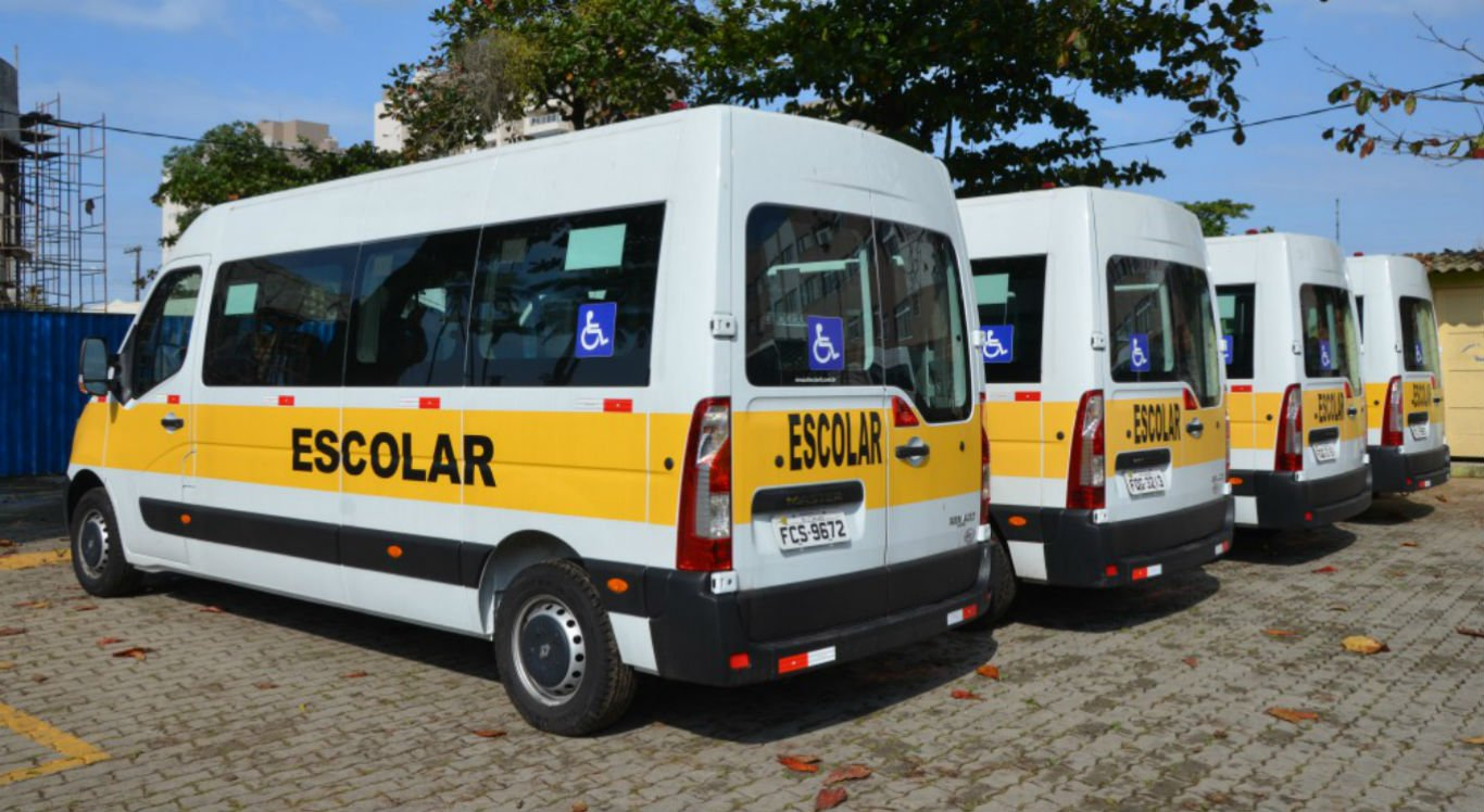 Inspeção do transporte escolar está sendo realizada em todo o Estado