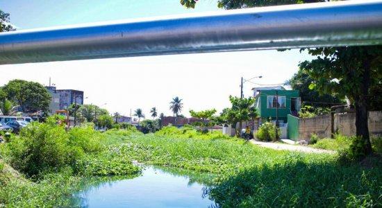 Obra do canal dos Bultrins/Fragoso vai beneficiar 4 bairros de Olinda