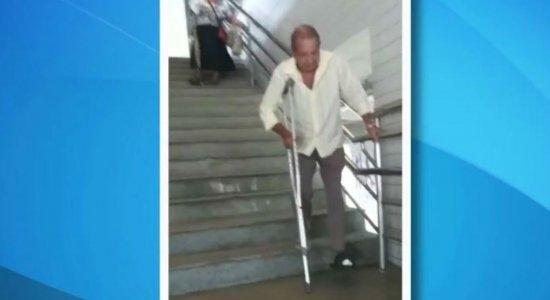 CBTU: usuários do Metrô denunciam falta de acessibilidade
