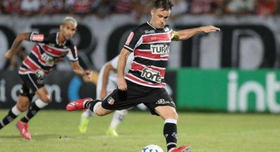 Santa Cruz: Milton Mendes garante Pipico contra o Botafogo-PB