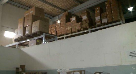 Mais de 50 mil remédios e insumos hospitalares vencidos em Camaragibe