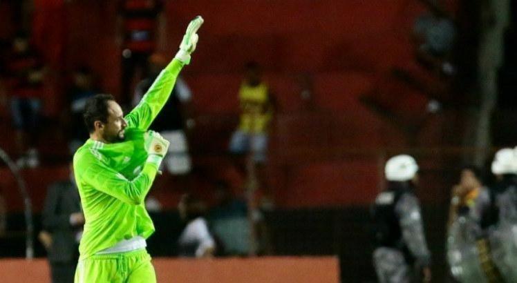 Magrão publica vídeo nas redes sociais e se despede do Sport