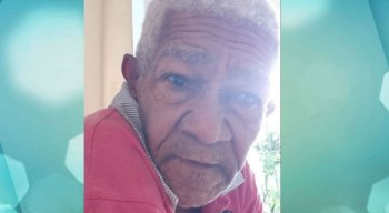 Desaparecido tem 78 anos